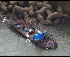 漂流船,画像