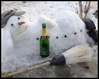 雪だるまD,写真