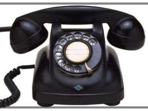 黒電話,写真