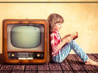 テレビ,画像