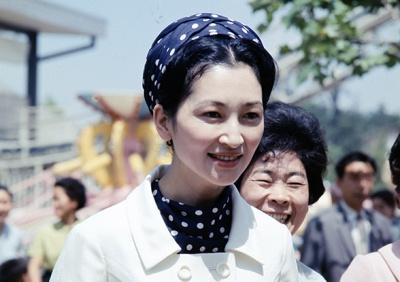 美智子様の若い頃の画像