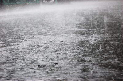 大雨の画像