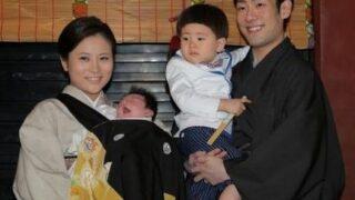 中村勘九郎の家族画像