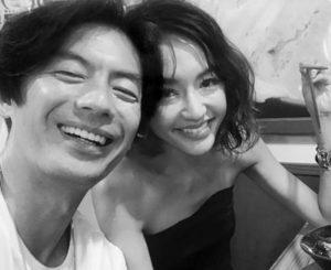 SUと新恋人で元カノ内藤陽子の画像