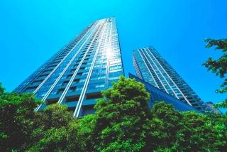 大谷翔平の東京の自宅マンション画像,シティタワーズ豊洲ザ・ツイン