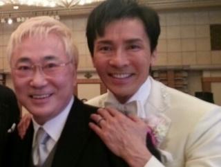 郷ひろみの結婚式画像,高須克弥院長