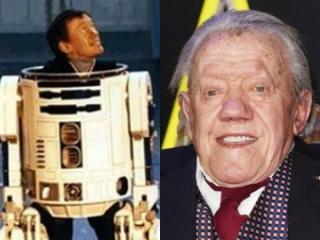 R2-D2,ケニー・ベイカー,現在,昔,今,画像,