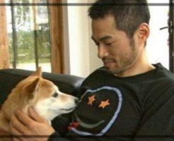 一郎,一弓,愛犬,画像