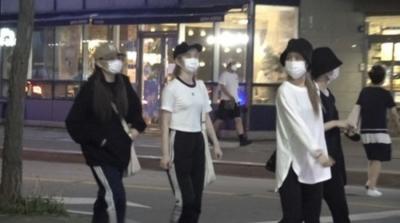 NiziU韓国にて,画像