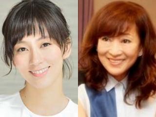 水川あさみの母親の顔画像